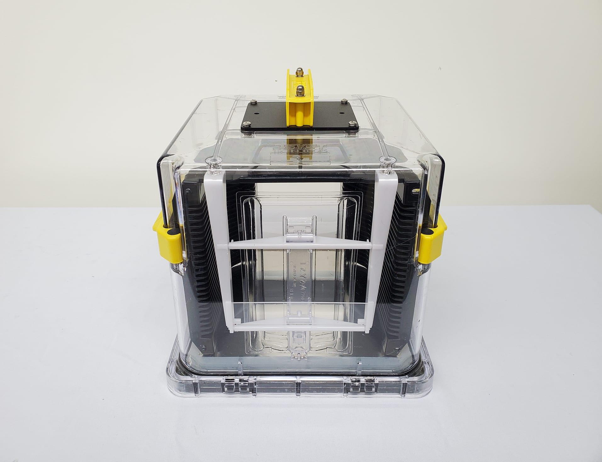 Asyst SMIF Wafer Case Transfer Pod -58532