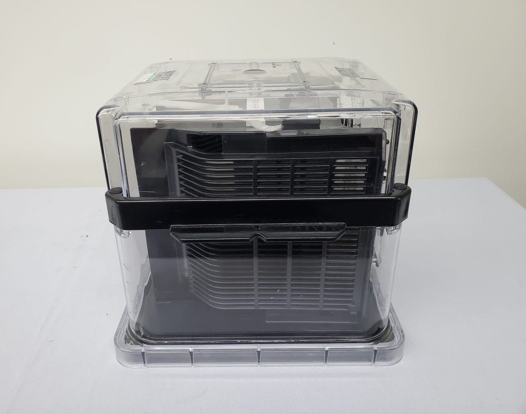 Asyst SMIF Wafer Case Transfer Pod 58528 Refurbished