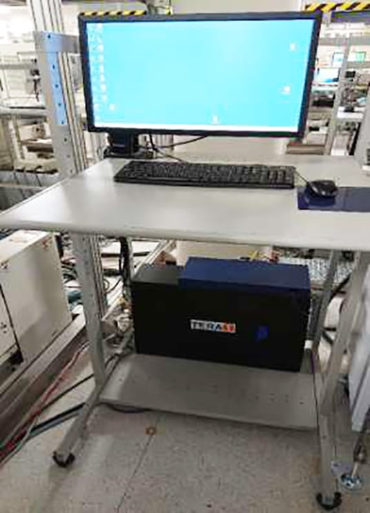 Teradyne J 750 EX HD Tester 59478 Refurbished