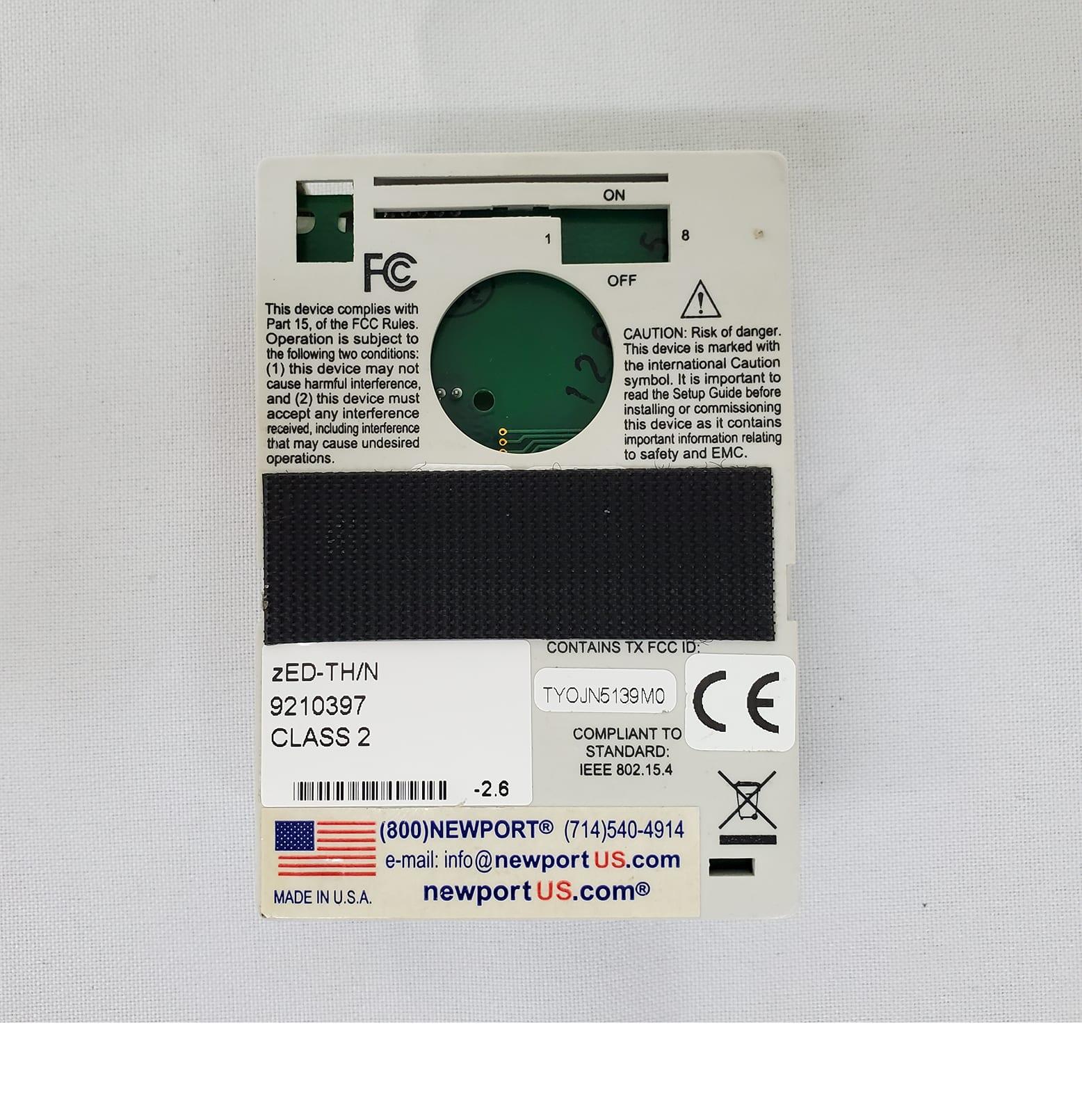 Buy Online Newport-zED-TH/N-Humidity Sensor-59546
