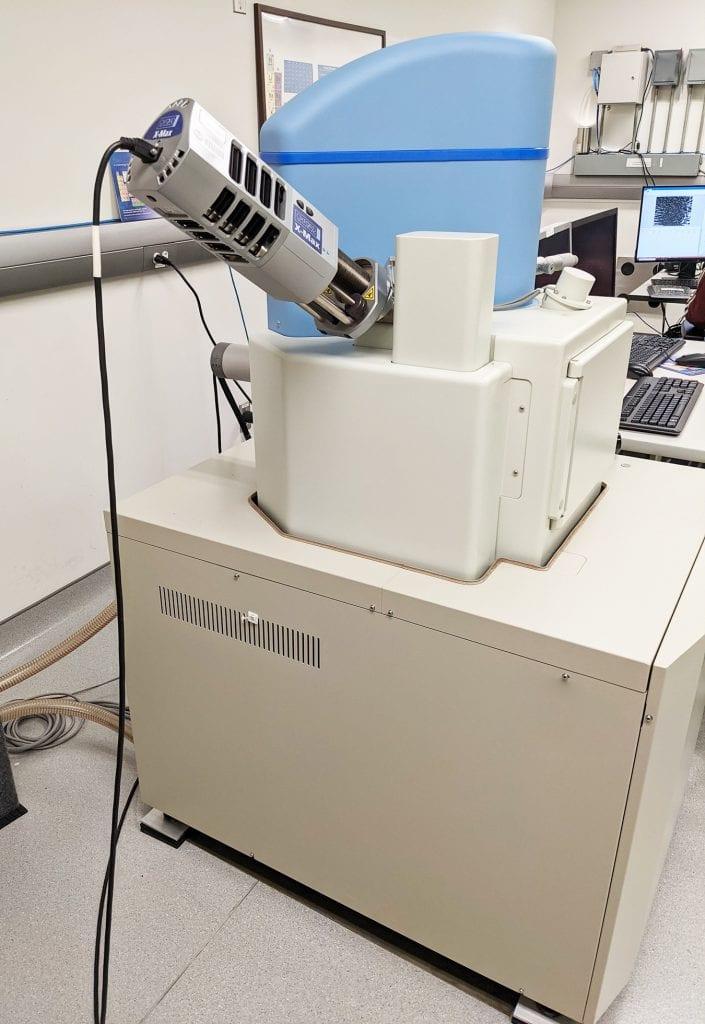 Jeol  JSM 6610 LV  Electron Microscope  58913 Refurbished