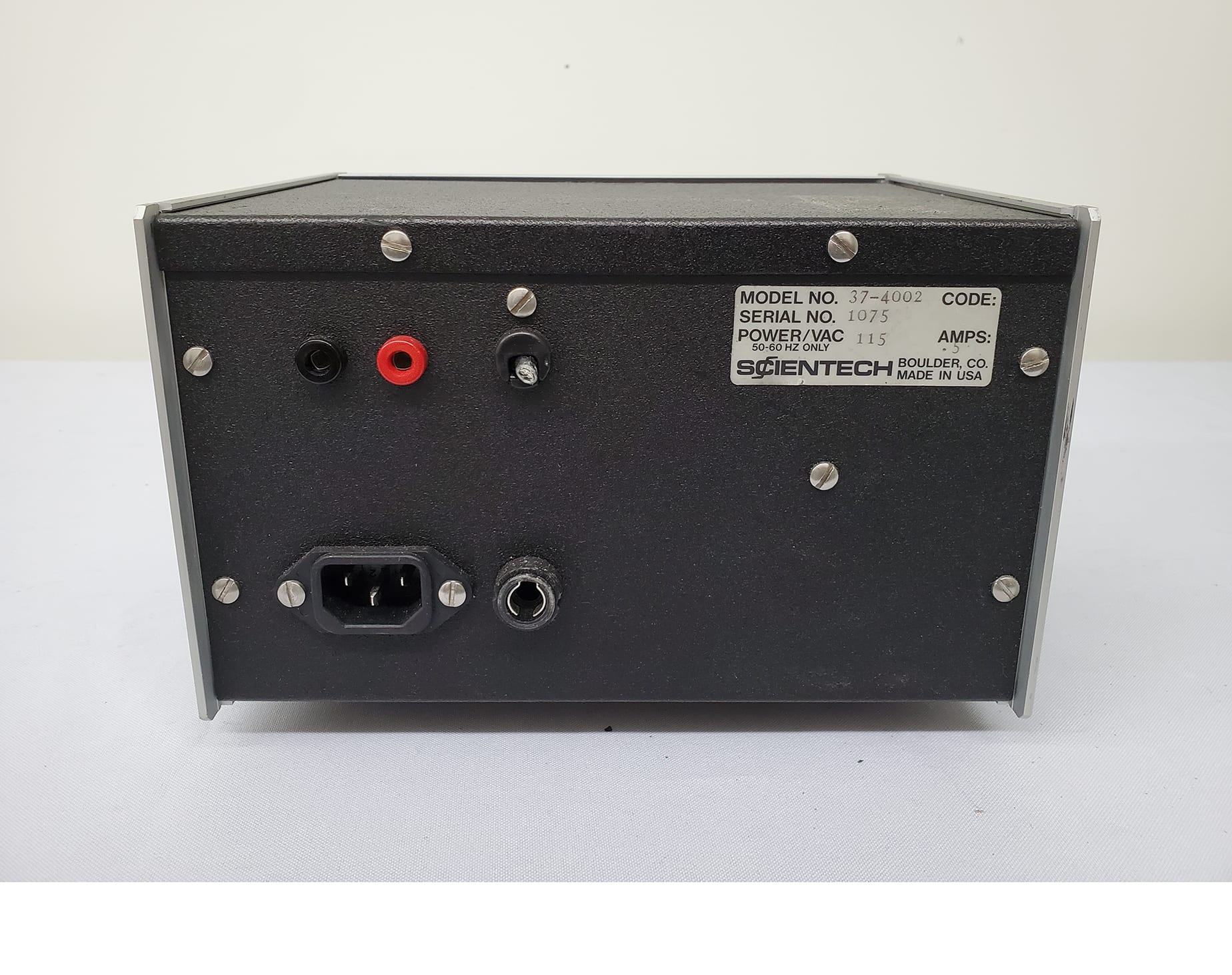 Scientech-37-4002, 374-Power and Energy Meter-58857 For Sale