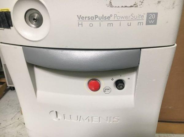 Lumenis-VersaPulse PowerSuite 20 W-Holmium Laser System-59886