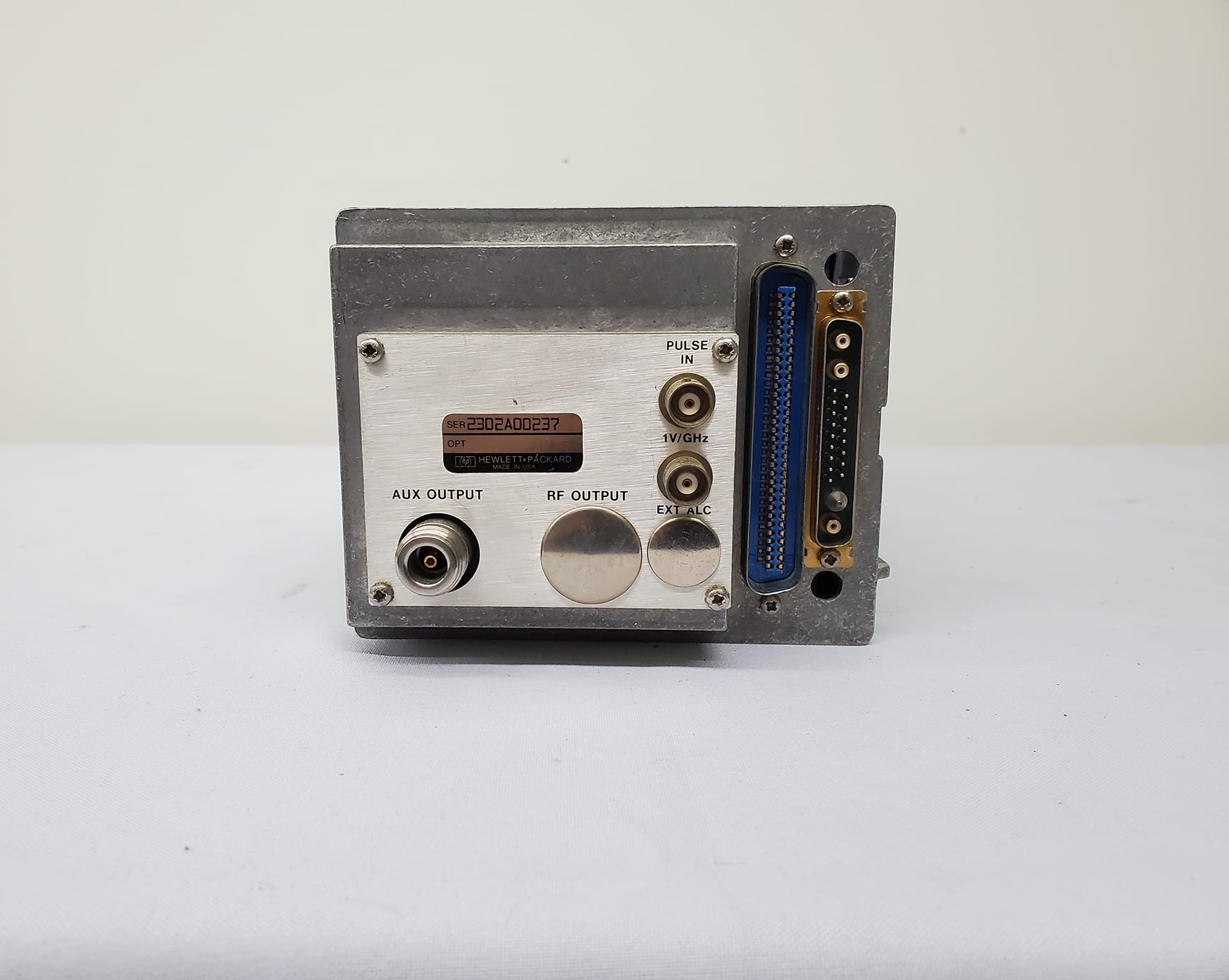 Check out Agilent-83595 A-RF Plug-in-59642