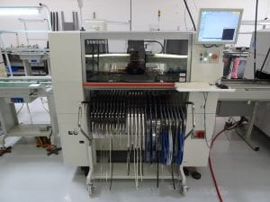 Samsung SM 482 Pick and Place Machine 59971 For Sale Online