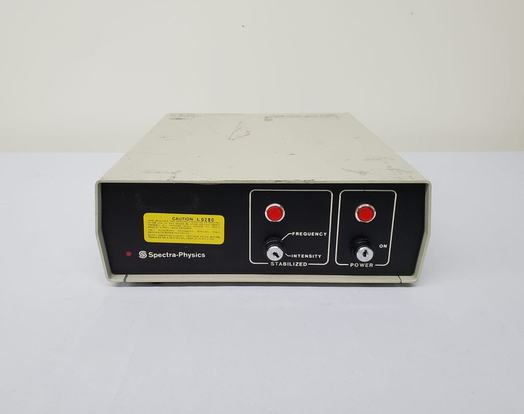 Buy Spectra Physics 117 A Stabilized HeNe Laser Controller 60002