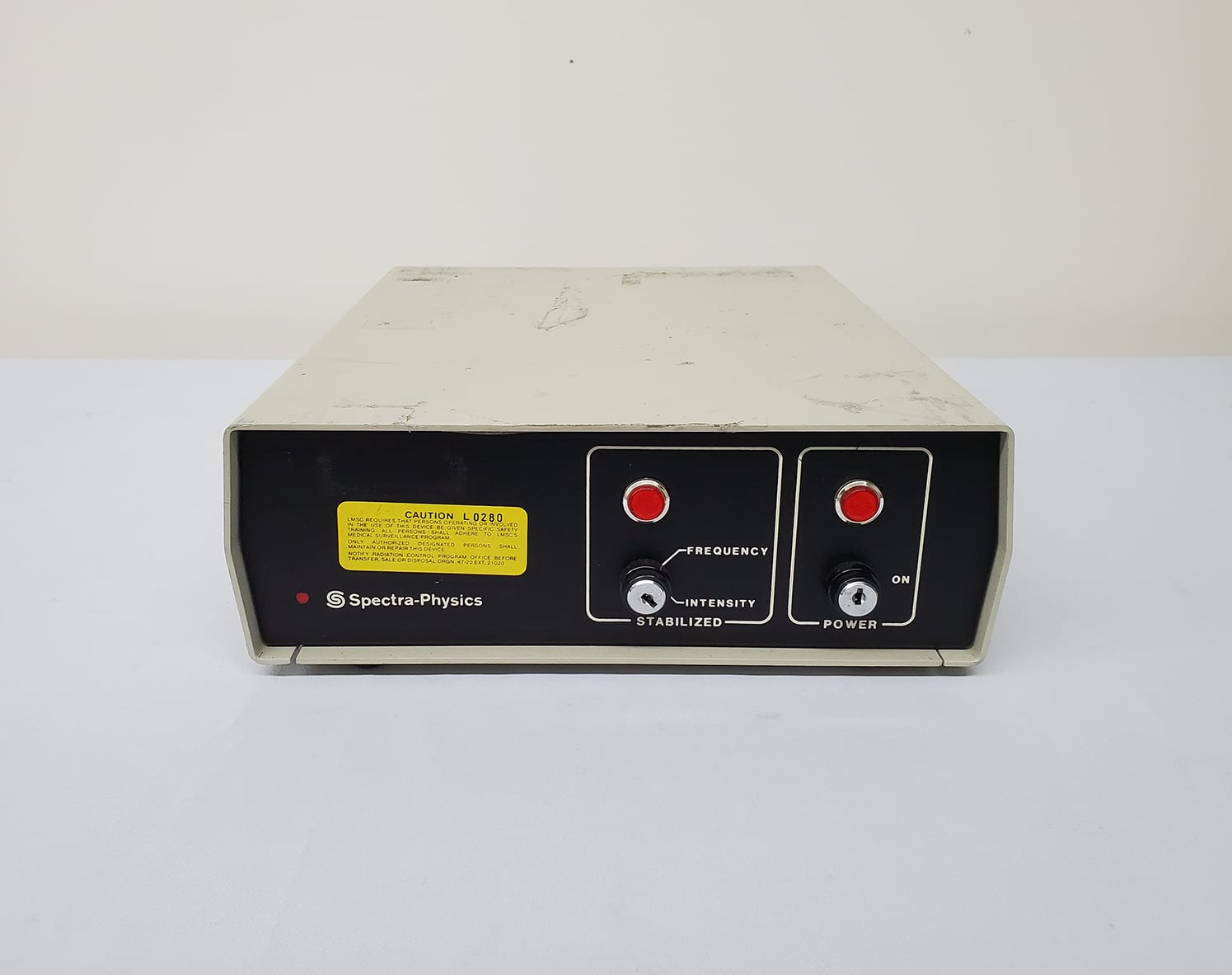 Buy Spectra Physics 117 A Stabilized HeNe Laser Controller -60002