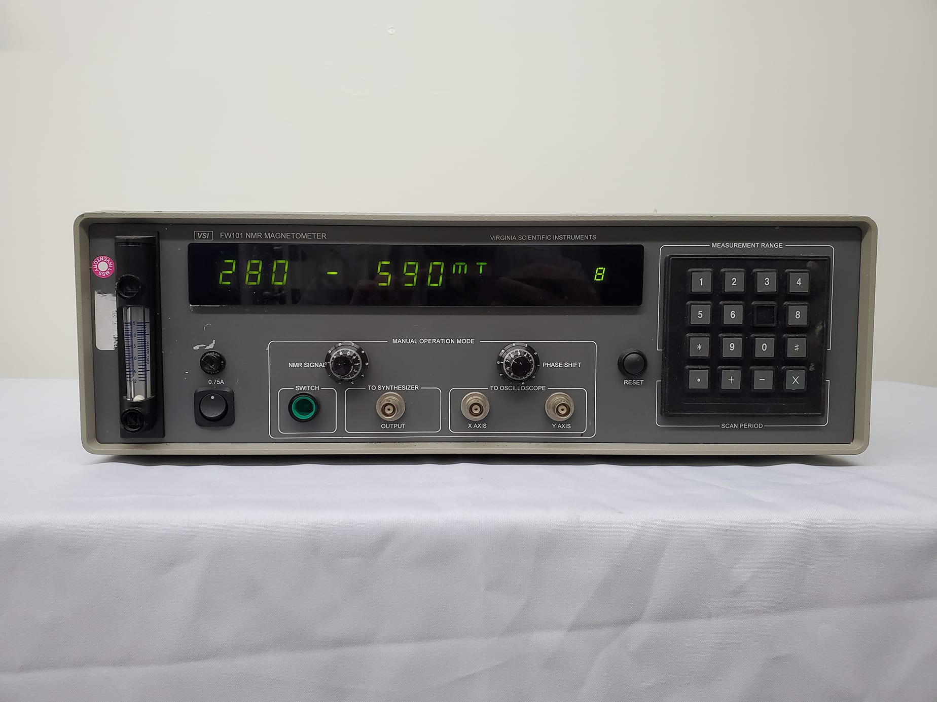Buy Virgina Scientific Instruments (VSI)-FW 101-NMR Magnetometer-58850