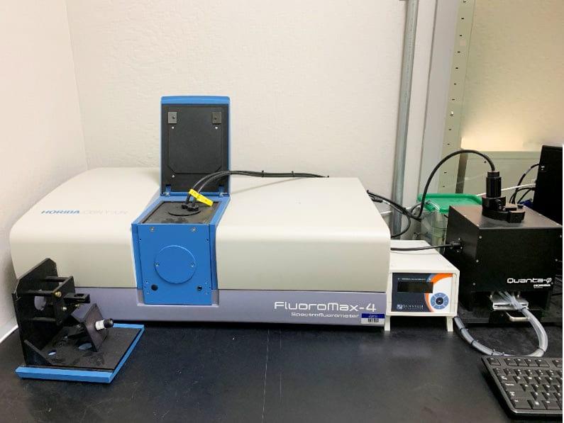 Buy Horiba Scientific Fluoromax 4 Spectrofluorometer 60018