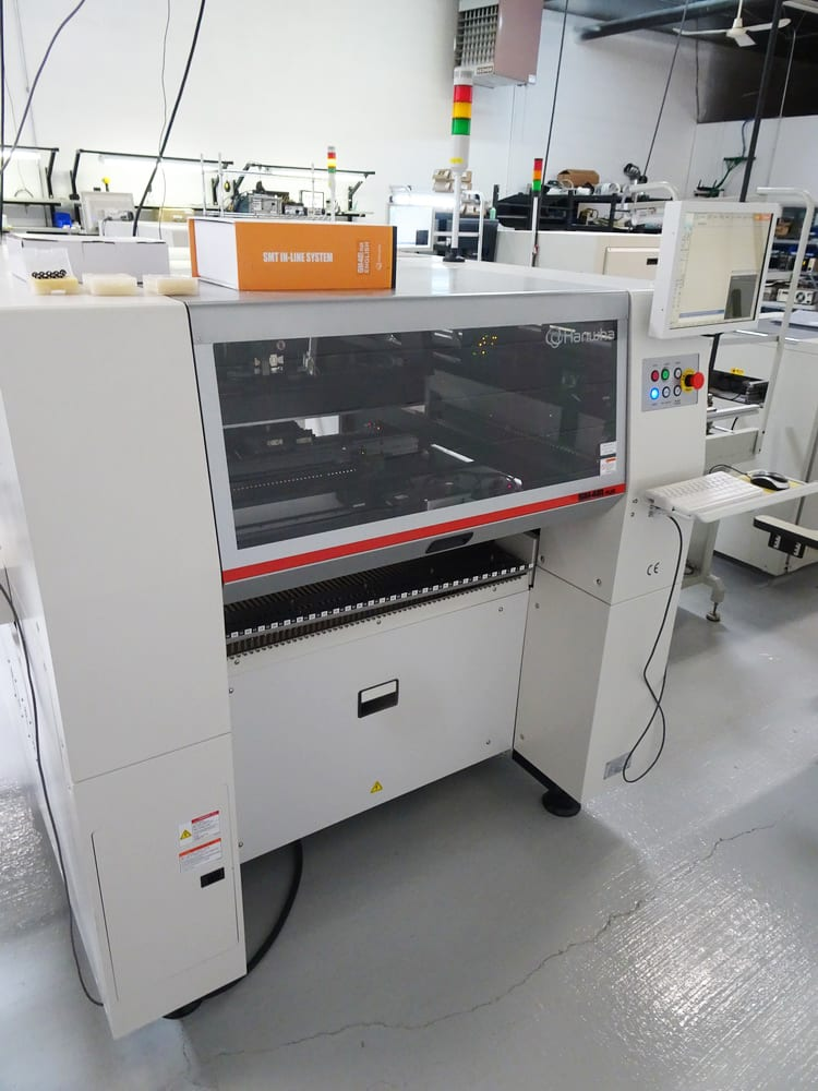 Buy Samsung SM 481 Plus Pick and Place Machine 59972 Online