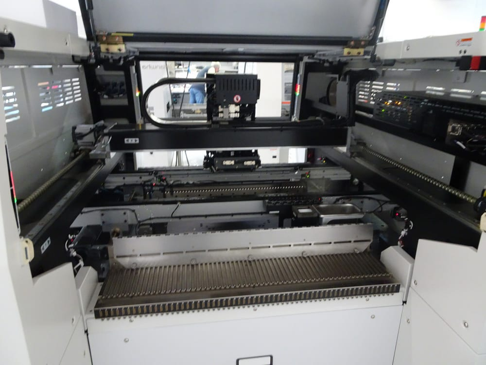 Buy Online Samsung SM 481 Plus Pick and Place Machine 59972