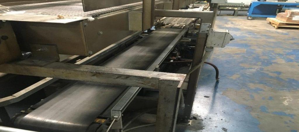 Lantech  C 2000 Tape  Automatic Case Erecting System  60127