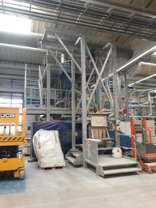 Sieving Plant  60205 For Sale