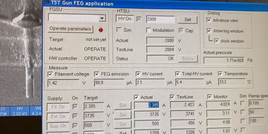 FEI  Helios 600  Dual Beam Electron Microscope  60113 For Sale Online