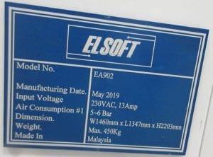 Buy Elsoft  EA 902  Tester  60203 Online
