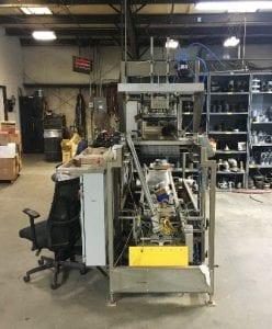 Lantech  C 2000 Tape  Automatic Case Erecting System  60127 Image 11