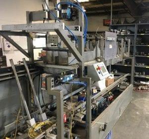 Lantech  C 2000 Tape  Automatic Case Erecting System  60127 Image 5