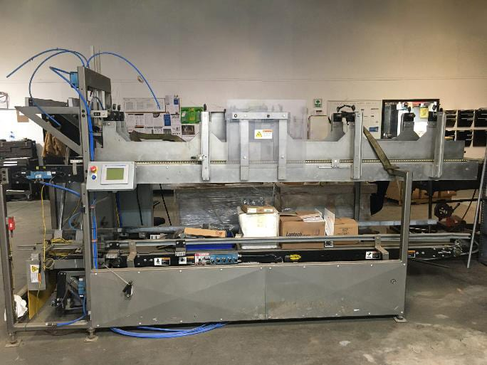 Buy Lantech  C 2000 Tape  Automatic Case Erecting System  60127