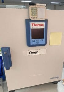 Thermo Scientific Heratherm OMH 60 S Oven 60010 Refurbished