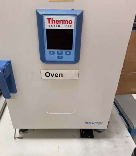 Buy Online Thermo Scientific Heratherm OMH 60 S Oven 60010