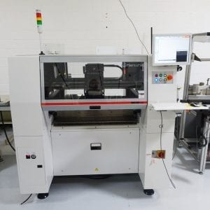 Samsung SM 481 Plus Pick and Place Machine 59972 For Sale