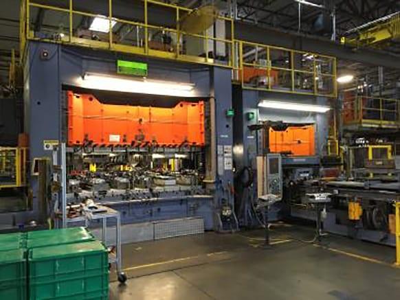 Buy Beckoff  K line  Hydraulic Press  60100