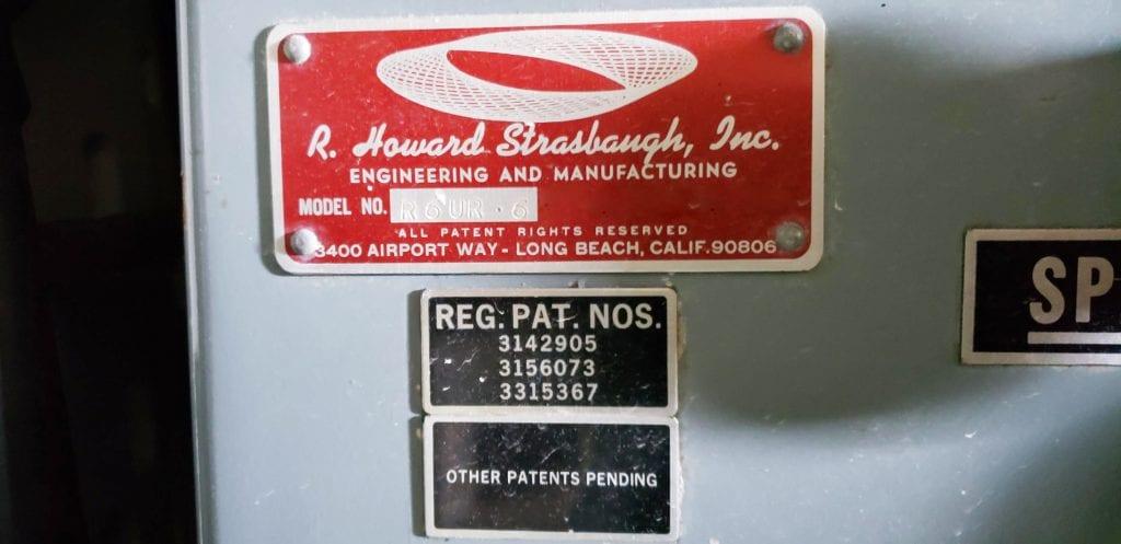 Purchase Strasbaugh R 6 UR Polisher 60043