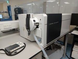 Agilent  6460  Triple Quad Mass Spectrometer  60161 For Sale