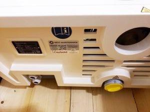 Leybold Varodry VD 65 Vacuum Pump 60054 Refurbished