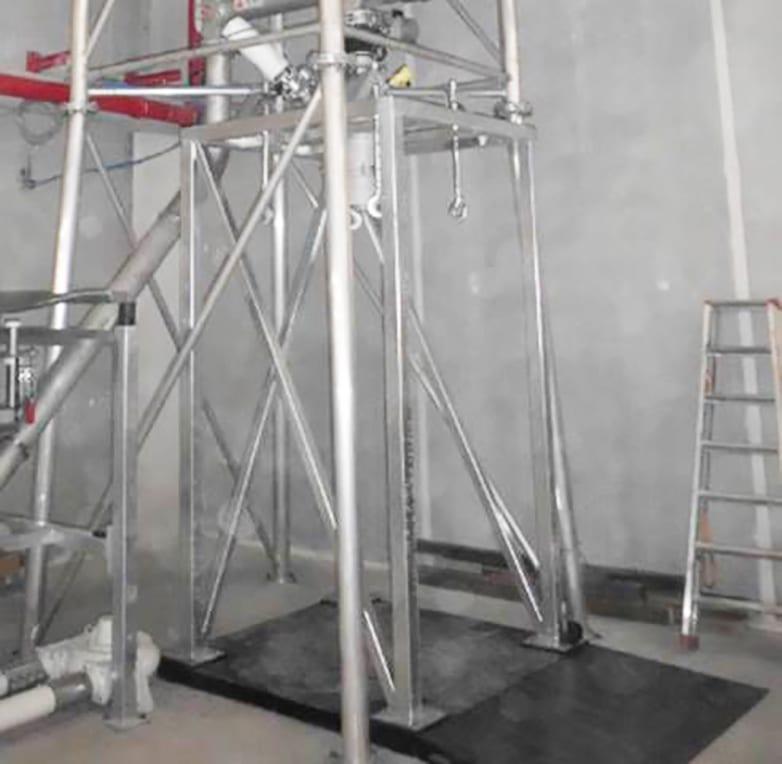 Sieving Plant  60205 Refurbished