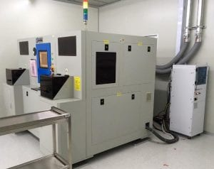 Suzhou Delphi  Femto  Laser Dicing Machine  60106 For Sale