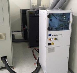 Suzhou Delphi  Femto  Laser Dicing Machine  60106 Refurbished