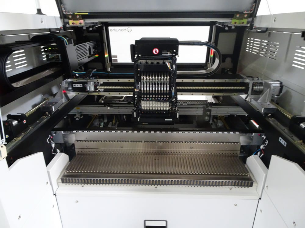 Samsung SM 481 Plus Pick and Place Machine 59972 For Sale Online