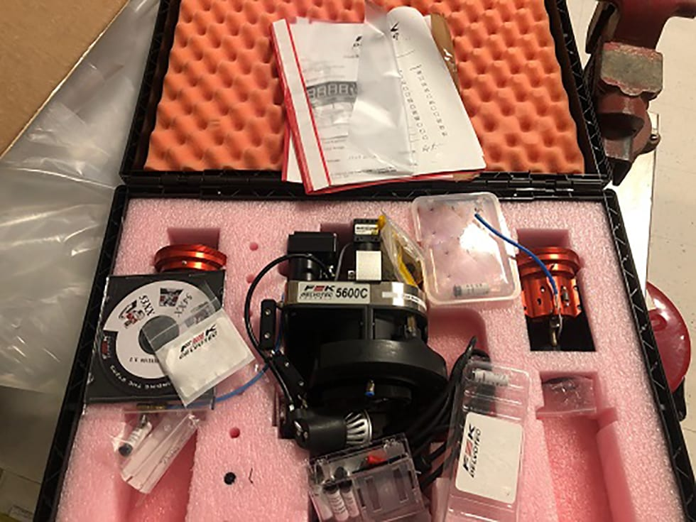 View F&K Delvotec  5600 C  Auto Wire Pull/Sheer Tester  60086