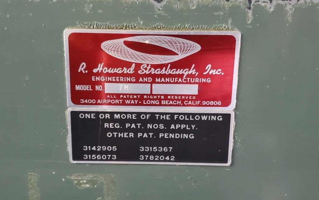 Buy Strasbaugh 7 M Generator 60042 Online