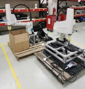 Buy Yamaha YK 800 X High Speed Scara Robot 60024