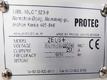 Buy Protec Zeus + Dispenser 60050 Online