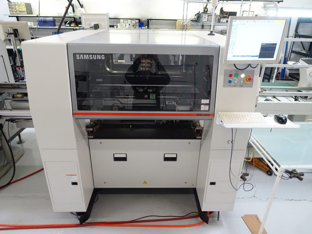 Buy Online Samsung SM 482 Pick and Place Machine 59971