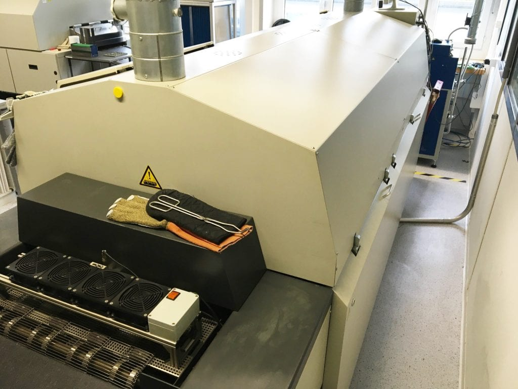 SMT 460 / 1.6 C Reflow Oven 60008 For Sale