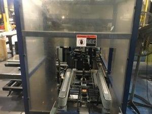 Lantech  C 2000 Tape  Automatic Case Erecting System  60127 Image 2