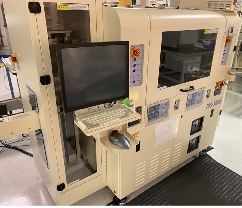 Protec FDS 5000 M Precision Dual Independent Dispenser 60014 For Sale
