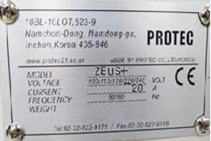 Buy Protec Zeus + Dispenser 60051 Online