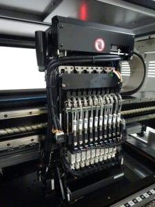 Samsung SM 481 Plus Pick and Place Machine 59972