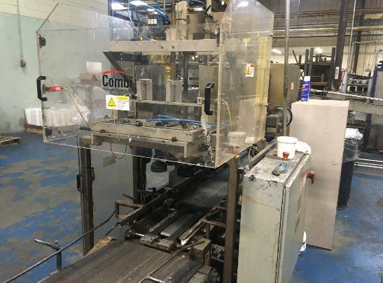 Lantech  C 2000 Tape  Automatic Case Erecting System  60127 Image 3