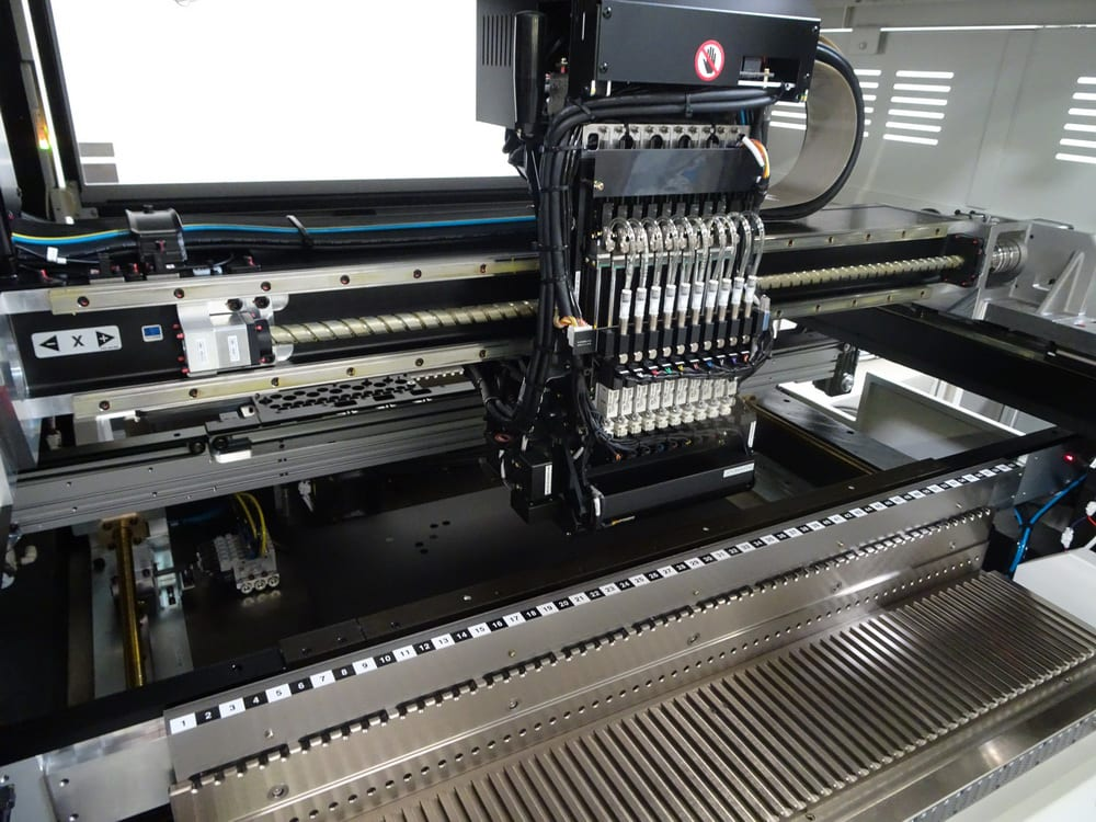 Check out Samsung SM 481 Plus Pick and Place Machine 59972