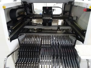 Check out Samsung SM 482 Pick and Place Machine 59971