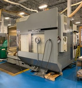 Buy Deckel Maho  DMU 80 P  5 Axis Machining Center  60084