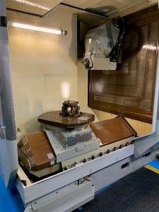 Deckel Maho  DMU 80 P  5 Axis Machining Center  60084 Refurbished