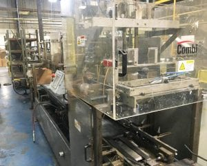 View Lantech  C 2000 Tape  Automatic Case Erecting System  60127