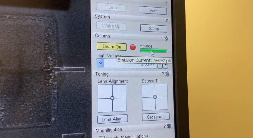 Buy FEI  Helios 600  Dual Beam Electron Microscope  60113